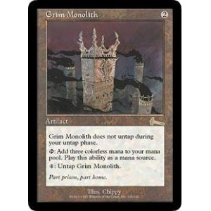画像1: [日本語版]《厳かなモノリス/Grim Monolith》(ULG)