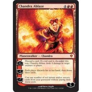 画像1: [英語版/日本語版]《燃え立つチャンドラ/Chandra Ablaze》(ZEN)