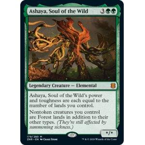 画像1: [日本語版]《野生の魂、アシャヤ/Ashaya, Soul of the Wild》(ZNR)